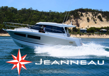Jeanneau display
