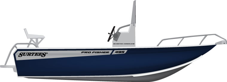 Surtees 495 Pro Fisher