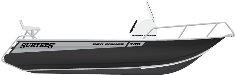 Surtees 700 Pro Fisher