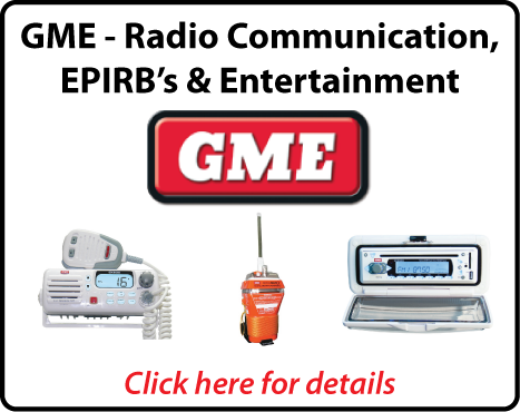 GME Radio Communication, EPIRB's & Entertainment - Best Prices - Northside Marine - Brisbane - Queensland