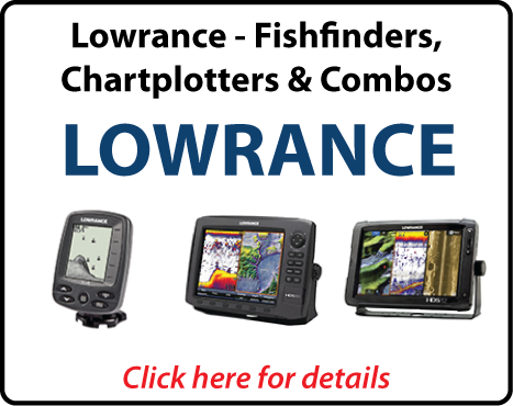 Lowrance - Fishfinders, Chartplotters & Combos - Best Prices - Northside Marine - Brisbane - Queensland