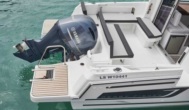 2021 Jeanneau Merry Fisher 795 Série 2 Outboard Powerboat full