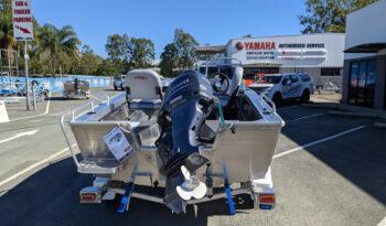 2021 Stacer 429 Outlaw SC + Yamaha F50LB full
