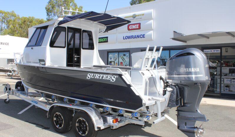 2019 Surtees 700 Game Fisher + Yamaha F200XCA full