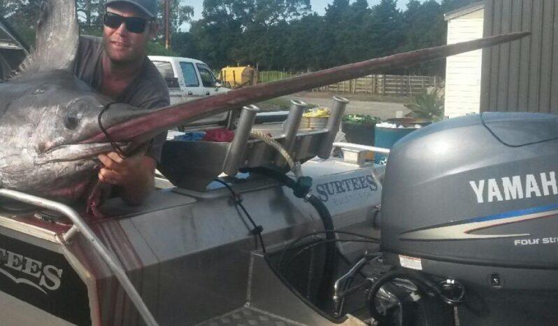 2021 Surtees 495 Pro Fisher full