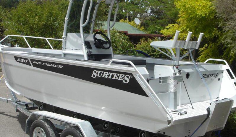 2021 Surtees 650 Pro Fisher full