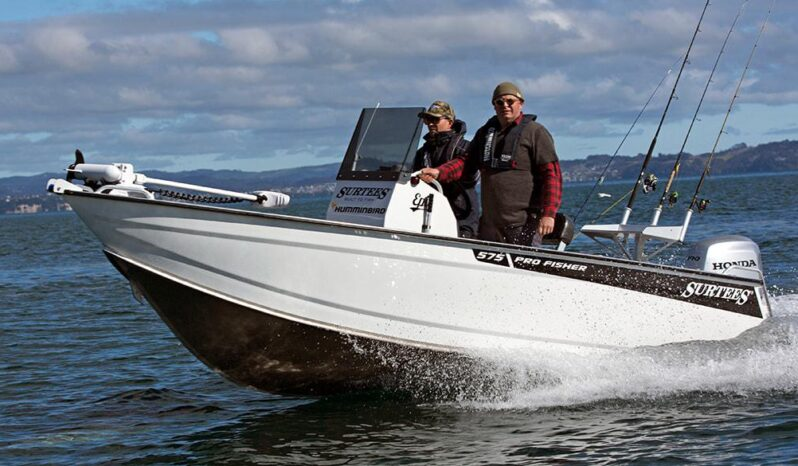 2021 Surtees 575 Pro Fisher full