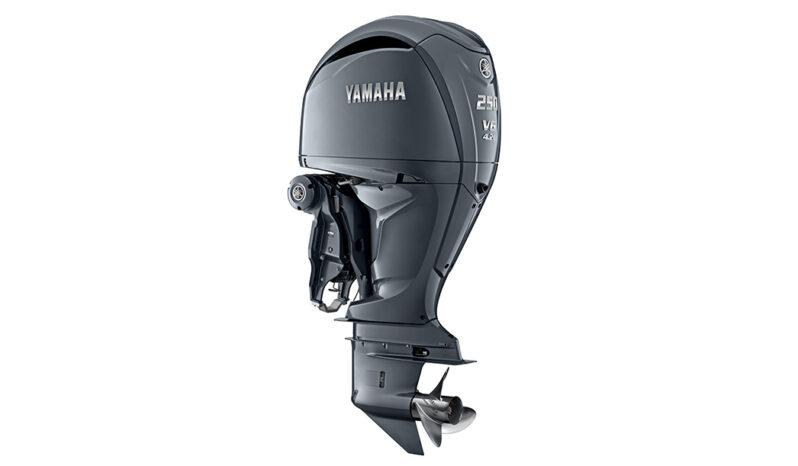 Yamaha F250 DES full