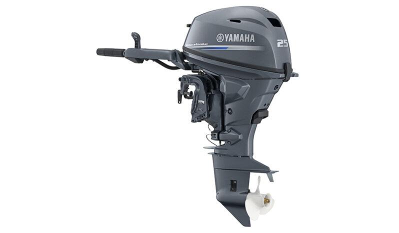 Yamaha F25 full