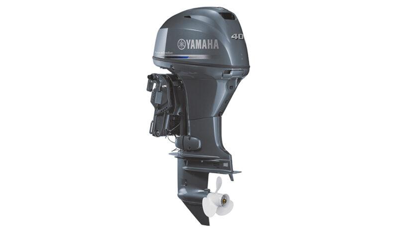 Yamaha F40 full