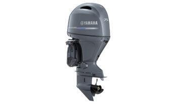 Yamaha F75 full